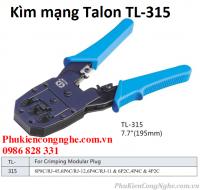 Kìm bấm mạng đa năng chính hãng Talon TL-315