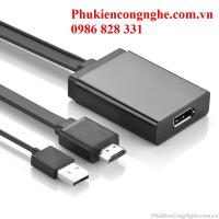 Cáp chuyển HDMI to Displayport chính hãng Ugreen 40238