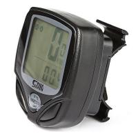 Đồng hồ đo tốc độ xe đạp không dây SunDing 546C có đèn LED