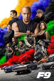 F9: The Fast Saga 2021 - Huyền Thoại Tốc Độ