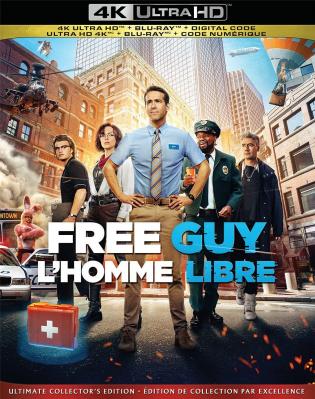 Free Guy 2021 - Giải Cứu Guy