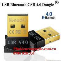USB Bluetooth CSR 4.0 Dongle cho Máy tính