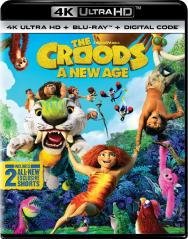 The Croods: A New Age 2020 -  Gia Đình Croods: Kỷ Nguyên Mới