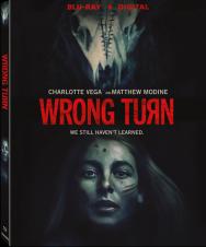 Wrong Turn 2021 -  Ngã Rẽ Tử Thần